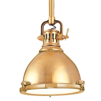 Pelham 1 Light Mini Pendant