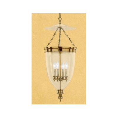 Hanover 4 Light Foyer Pendant