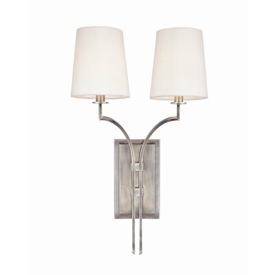 Hudson Valley Lighting Glenford 2 Light Wall Sconce