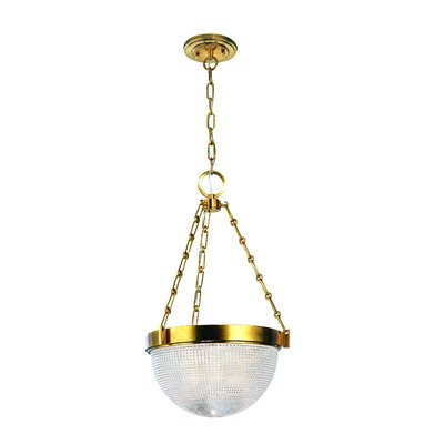 Hudson Valley Lighting Winfield 3 Light Inverted Pendant