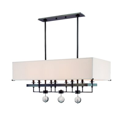 Hudson Valley Lighting Gresham Park 8 Light Kitchen Island Pendant