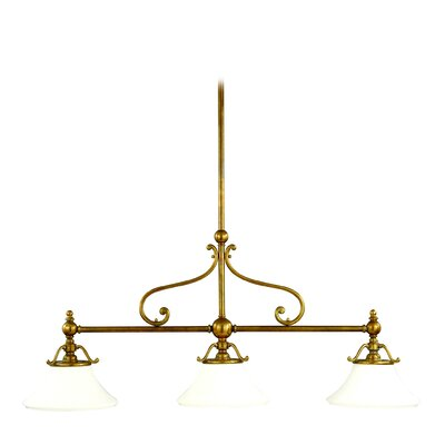 Orleans 3 Light Kitchen Island Pendant