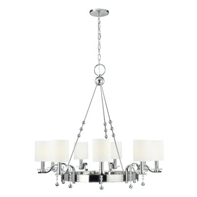 Bolton 9 Light Chandelier