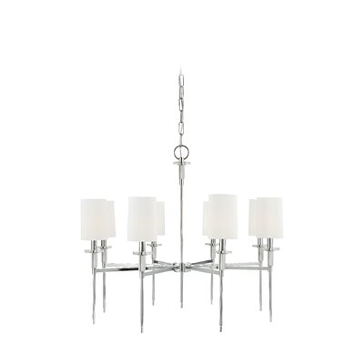 Hudson Valley Lighting Amherst 8 Light Chandelier