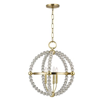 Hudson Valley Lighting Danville 3 Light Pendant