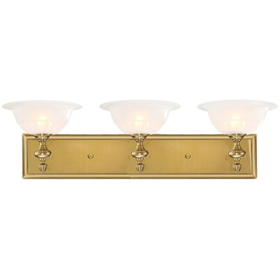 Hudson Valley Lighting Clarksville 3 Light Vanity Light