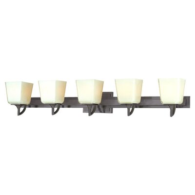 Hudson Valley Lighting Lawrence 5 Light Vanity Light
