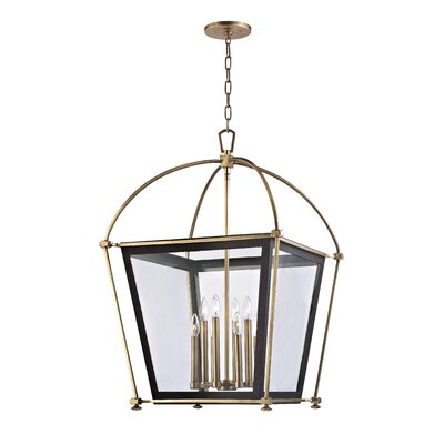 Hudson Valley Lighting Hollis 8 Light Pendant