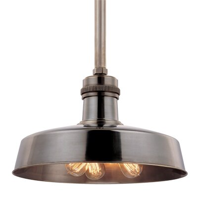 Hudson Falls 3 Light Pendant