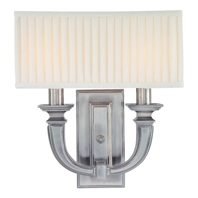 Hudson Valley Lighting Pheonicia 2 Light Wall Sconce