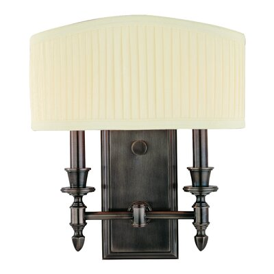 Hudson Valley Lighting Bridgehampton 2 Light Wall Sconce