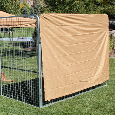 Kennel Pro Ultimate Heavy Duty Yard Kennel Canvas Side Cover