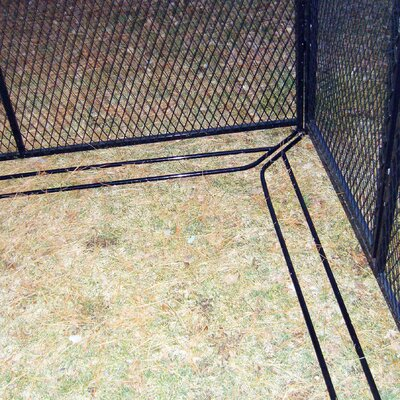Kennel Pro Single Yard Kennel Digging Prevention Bar