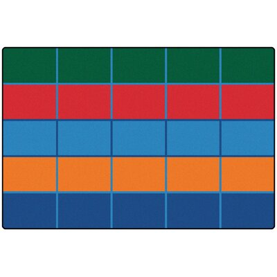 Kids Value Rugs Color Blocks Value Seating Kids Rug
