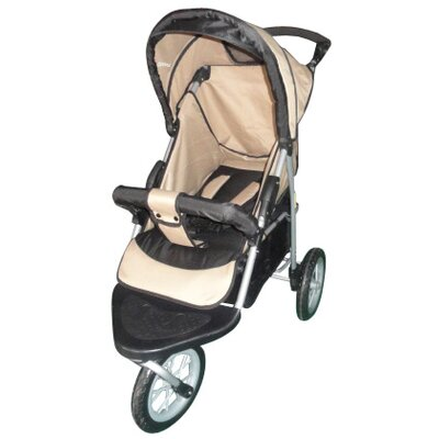 Amoroso Enterprise Inc Single Jogging Stroller