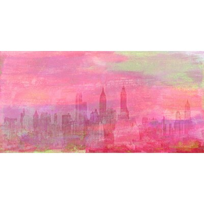 In the Moment Painting Print on Canvas