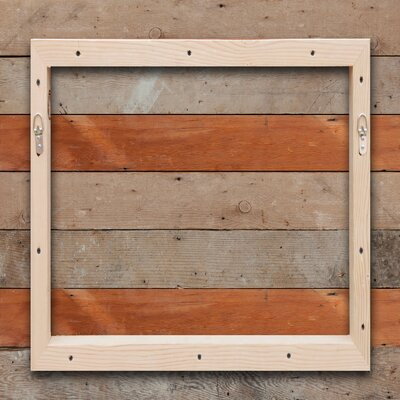 Jen Lee Art Come Together Reclaimed Wood - Douglas Fir Art
