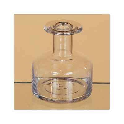Oddity Inc. Glass Bottle Vase