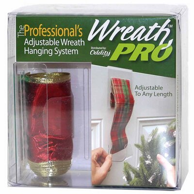 Oddity Inc. Wreath Pro Wreath Hanger