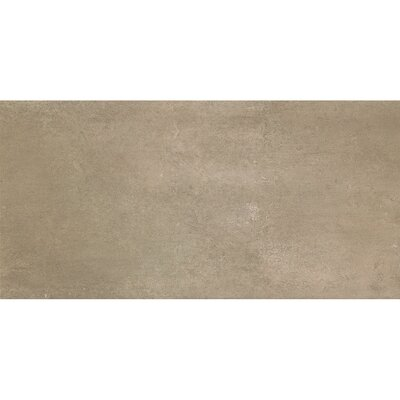 "Samson Tile Genesis 12"" x 24"" Matte Floor and Wall Tile in Avana (Box of 6)"
