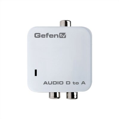 Gefen Digital Audio to Analog Audio Converter