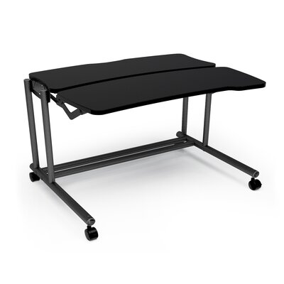 "Anthro 48"" Fit System Adjusta Sit / Stand Ergonomic Computer Workstation"