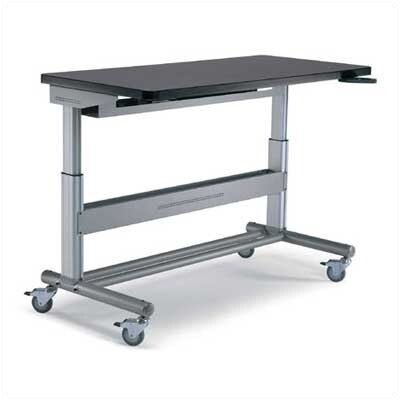 "Anthro 60"" W Single Surface Elevate Electric Lift Table"