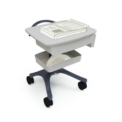 Anthro Zido EKG Cart
