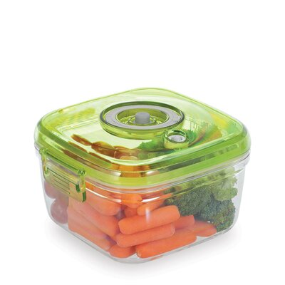 Vacucraft Vacuum Container