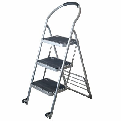 Stalwart Step Ladder Folding Cart Furniture Dolly