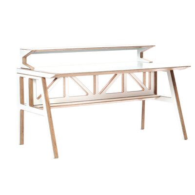 Truss Library Writing Desk
