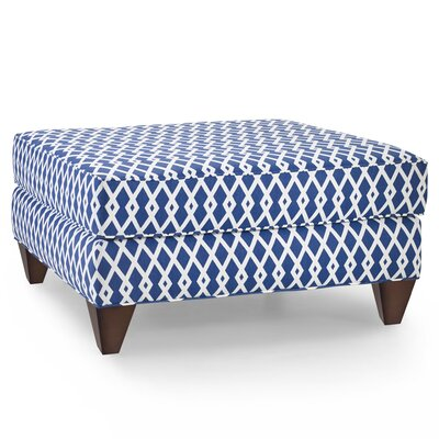 Homeware Jasper Leather Ottoman