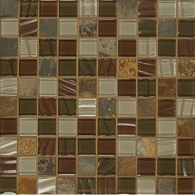 Elume Stone and Glass Mosaic Tile