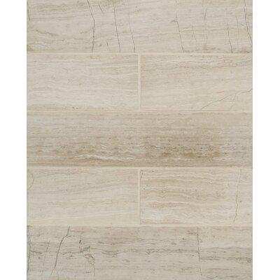 "Bedrosians 3"" x 12"" Stone Field Tile Maison Honed inLennox Grey"