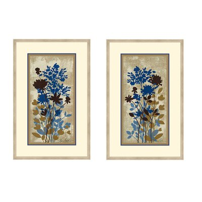 Epic Art Spring Bouquet I Wall Art Collection