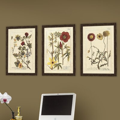 Epic Art Floral Framed Graphic Art