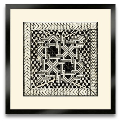 Epic Art The Pretty Pantile Small Tile III Wall Art