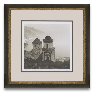 Epic Art Photogravures of Italy Ravello Vista Wall Art