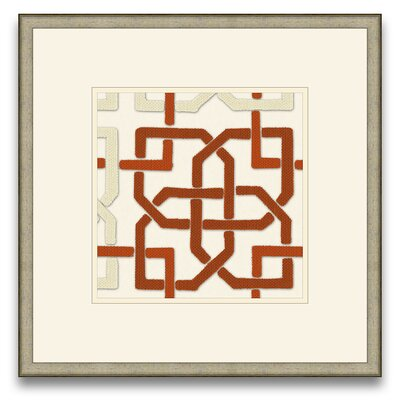 Epic Art Euclid's Charm Felt Interlocking I Wall Art