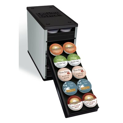 YouCopia CoffeeStack Single Serve Coffee Pod Organizer