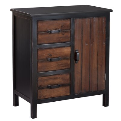 Adirondack 3 Drawer Accent Chest
