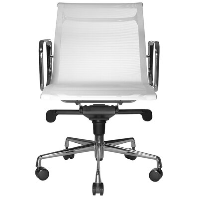 Wobi Office Reed Low-Back Mesh Chair
