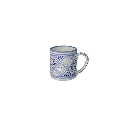 Canvas Home Tunis 12 oz. Handmade Coffee Mug