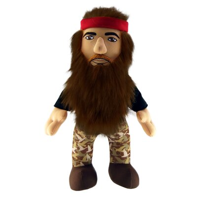 Duck Dynasty Willie Plush with Sound
