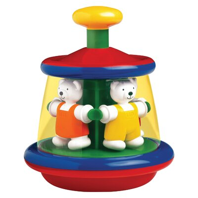 Ted And Tess Carousel Toy