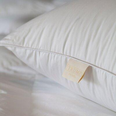 Trump Home PrimaLoft 400 Thread Count Pima Down Alternative Pillow