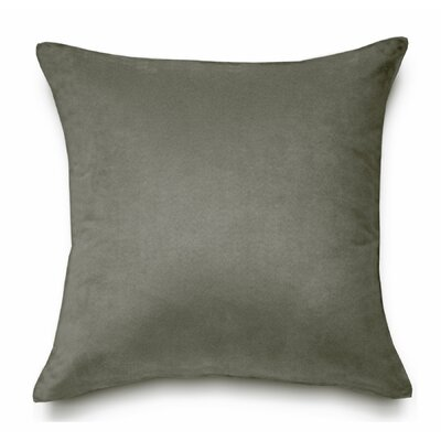 Sentiments Vintage Suede Microfiber Pillow