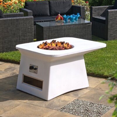 SunTime Outdoor Living Modern Firepit