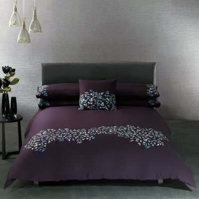Illuminated Fern 3 Piece Duvet Set