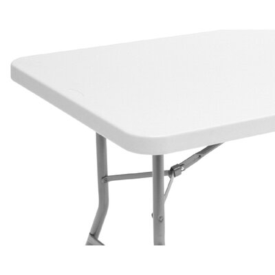 "Regency Blow Mold 72"" x 30"" Rectagular Table"